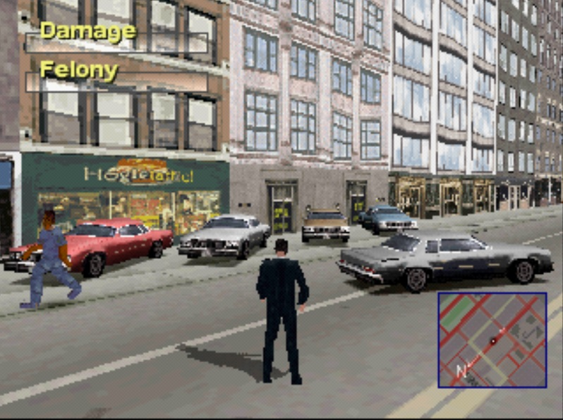 driver 2 ps2
